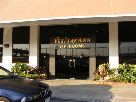 Louhan Kanfa Vip Original Thailand file don mueang airport vip rooms seen from outside jpg wikimedia commons