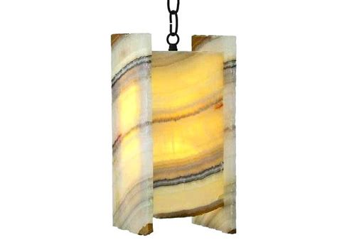 onyx pendant lighting rustic onyx pendant artisan crafted lighting