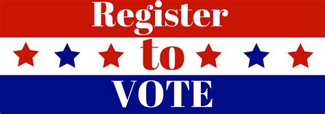 To Vote by Voter Registration