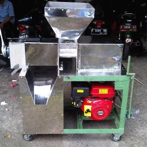 Jual Batok Kelapa Riau jual mesin pengolahan buah kelapa oleh cv kencana jaya