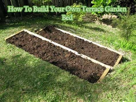how to make a garden in your backyard terraced garden lakes and we on pinterest