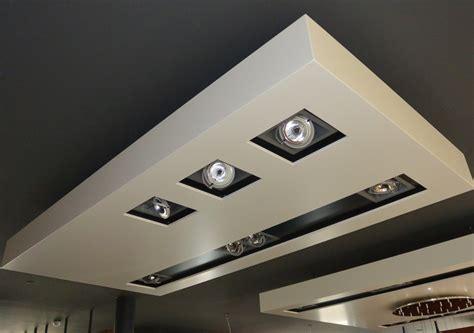 Plafond Avec Spot by Faux Plafonds Avec Spots Int 233 Gr 233 S Menuiserie Weber