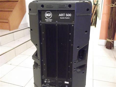 Speaker Aktif Rcf 500 rcf 500 image 118052 audiofanzine