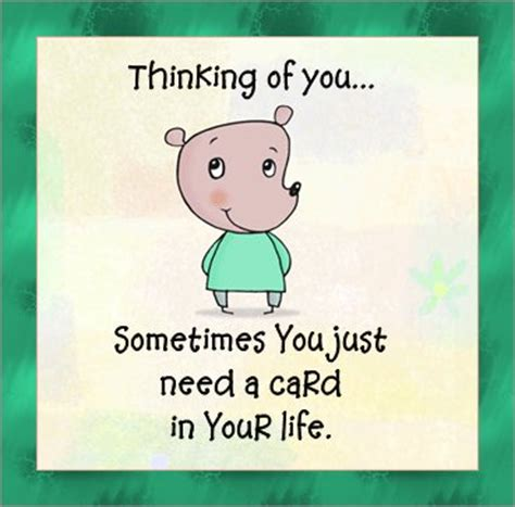 card template thinking of you free thinking of you ecards thinking of you cards