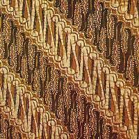 Batik Blus Parang Gurdo Blue batik the traditional fabric of indonesia