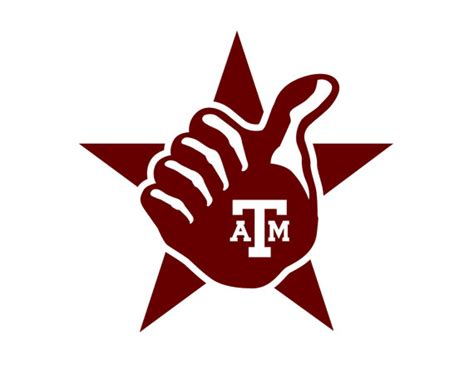 aggie colors ncaa a m aggies decal any color by
