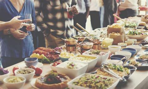 come apparecchiare la tavola per un buffet come organizzare una cena a buffet mamma felice