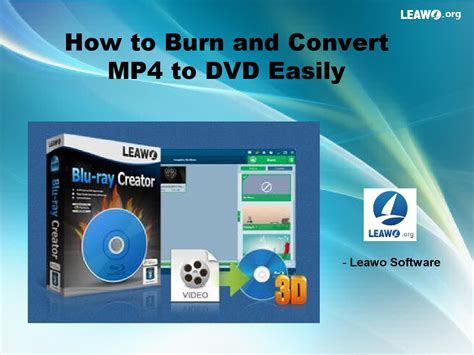 can dvd player read mp4 format how to burn and convert mp4 to dvd easily by denny chan