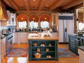 Kitchen Remodel Ideas For Homes Log Home Kitchens Pictures Design Ideas