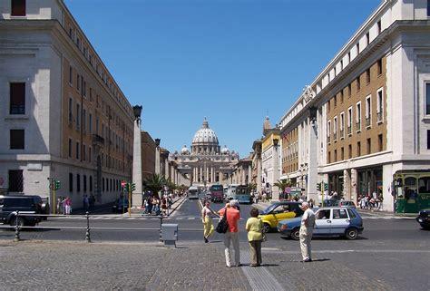 conciliazione italiana via della conciliazione