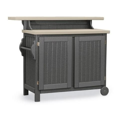 Portable Bar Table Portable Bar Portable 44 Quot X 17 1 2 Quot Countertop Storage Space Towel Bar Take The With You