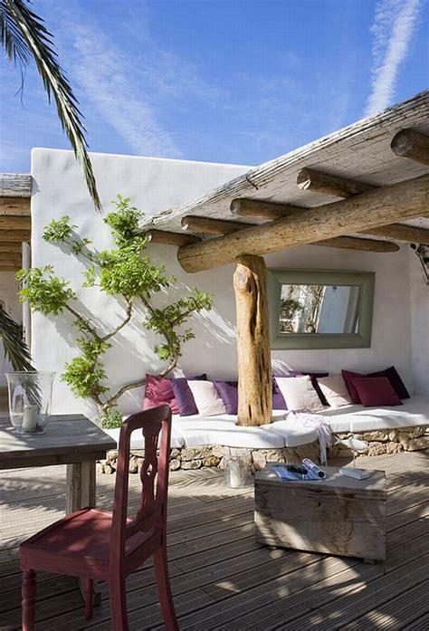 rustic spanish house  decoist