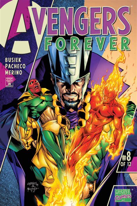 Forever In 1 forever vol 1 marvel database fandom powered
