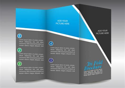 simple brochure template 12 free brochure templates creative beacon