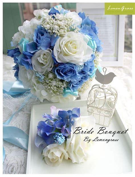 650 best images about blue wedding flowers on centerpiece wedding flower