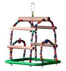 large parrot swings perch factory crazy cockatiel swings unique large