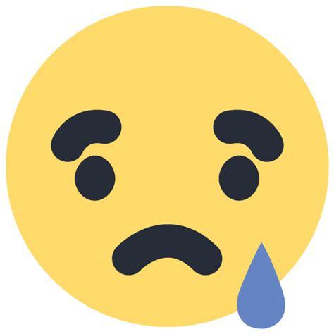 emoji vector facebook sad emoji emoticon icon vector logo free