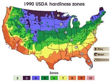 weather zones for gardening zoned out part 2 what s your plant hardiness zone
