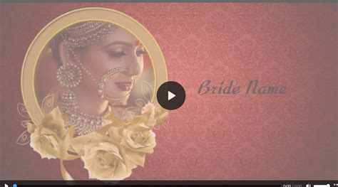 Create Indian Wedding Invitation Card Free