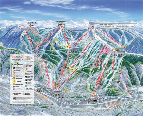 colorado ski resorts map ski resort thisisyouth