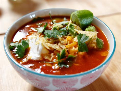 Soups On Soup by Mexican Chicken Soup Rosellyn