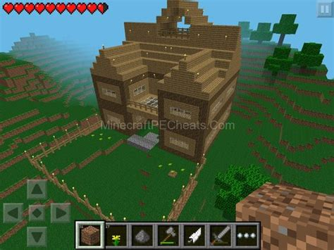 minecraft pocket edition house designs survival amazing minecraft and minecraft on pinterest