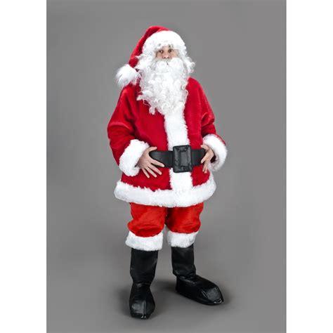 premium santa claus costume