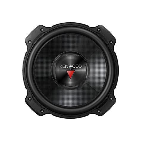 Speaker Subwoofer Kenwood kenwood kfc ps2516w oversized 1300w 10 quot subwoofer