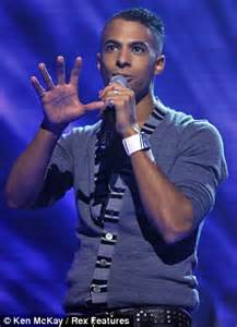 marvin hairdos jls aston merrygold sports half shaven hairstyle daily