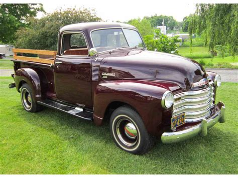 chevrolet 1950 truck for sale 1950 chevrolet 3100 for sale classiccars cc 709907