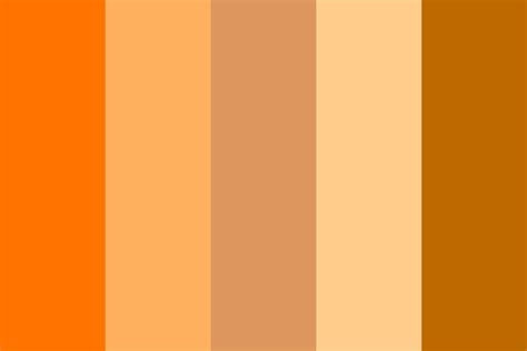 nice orange color dont go to prison orange doesnt look nice color palette