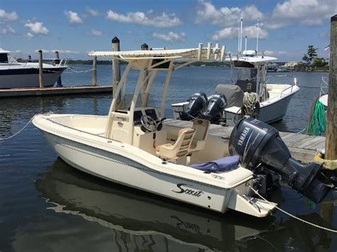scout boats for sale used used scout boats for sale in united states 6 boats
