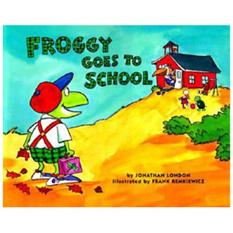 Froggy Goes To School froggy goes to school rhapsody