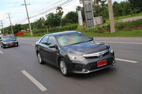 2016 Toyota Camry 2 5 G At toyota camry 2 5g ลองข บร นย อยส งส ดของเคร องเบนซ น