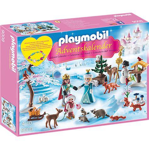 Calendrier De L Avent Playmobil 2018 Playmobil 174 9008 Adventskalender Eislaufprinzessin Im