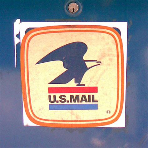 logo st for boxes us mail logo on a mailbox the us mail