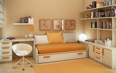 Bedroom Designs Small Spaces Small Floorspace Rooms