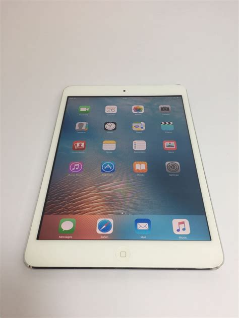 Mini 16gb A1432 apple mini a1432 16gb wifi white ios 10 885909667659 ebay