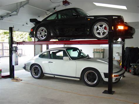 ceiling height for car lift garage ceiling height lift pelican parts technical bbs