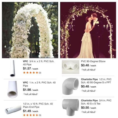 Wedding Arch Pvc by The 25 Best Diy Pvc Pipe Backdrop Ideas On