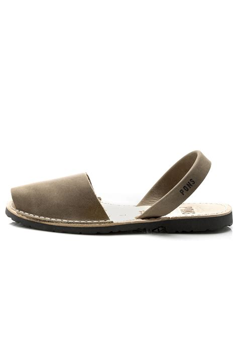 pons sandals pons avarca sandals from california by cedros soles