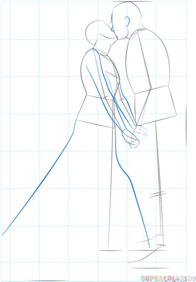 how to groom a and groom outline drawing www imgkid the image kid has it