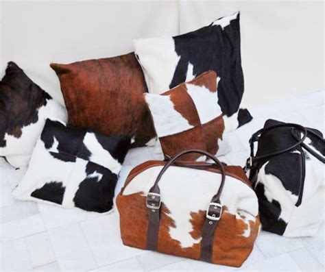 Cow Hides Sydney Nsw Leather Cow Hide Rugs And Homewares Architecture