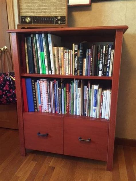 bookcase file cabinet combo bookcase file cabinet combo by tom regnier lumberjocks
