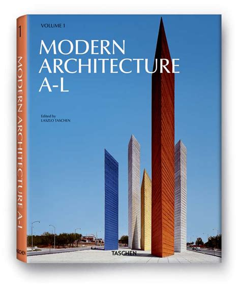 architecture to construction and everything in between books modern architecture a z book publication by taschen e