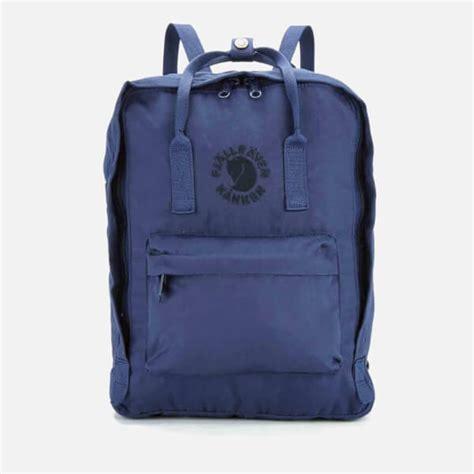 Fjallraven Re Kanken fjallraven re kanken backpack midnight blue mens