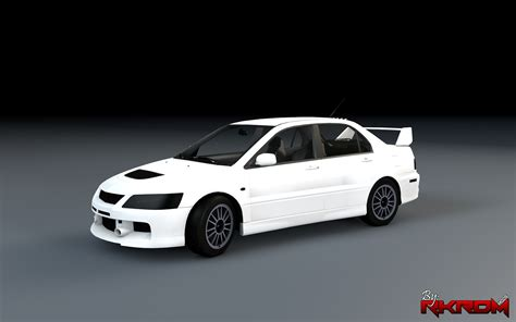 mitsubishi evolution 9 mitsubishi lancer evolution ix template gta5 mods com
