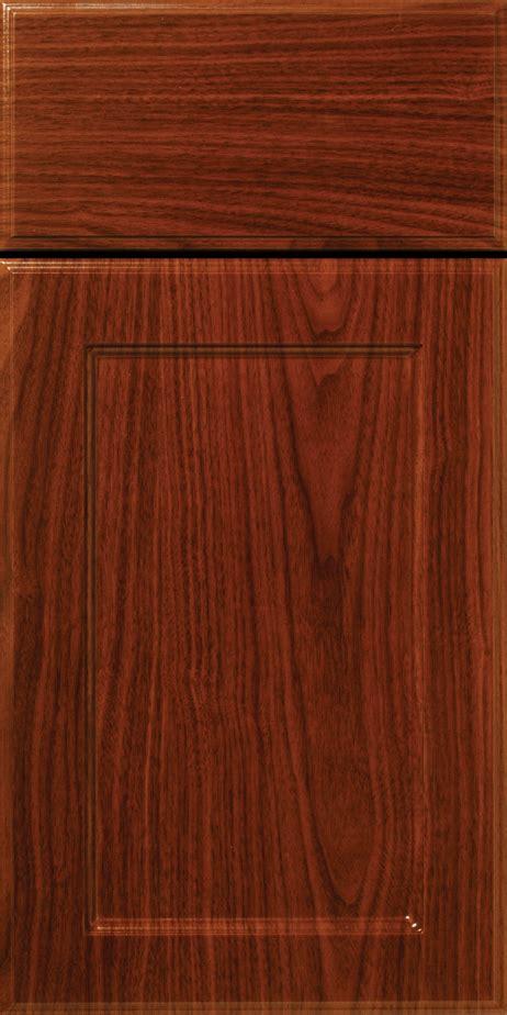 3d Laminate Cabinet Doors by Walnut 3d Laminate Rtf Shaker Flat Panel Cabinet Door