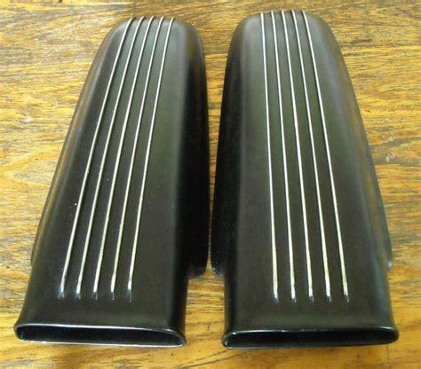 Custom Part 10 purchase cal custom finned aluminum scoop pair 10 20