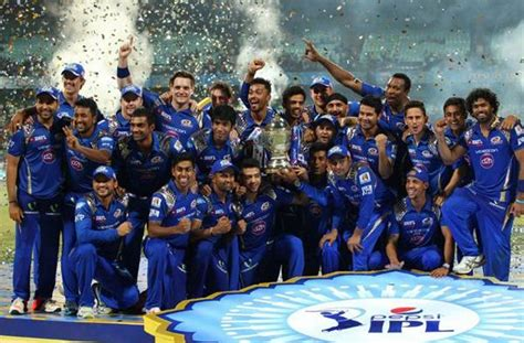 Mumbai Indians - Journey from Rags to Riches
